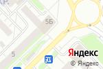 Схема проезда до компании Детек в Кстово