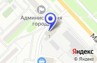 Схема проезда до компании КСТОВСКИЙ МОЛОЧНЫЙ ЗАВОД в Кстово