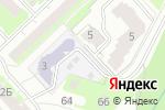 Схема проезда до компании Лиана в Кстово