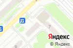 Схема проезда до компании Мебель-Фантазия в Кстово
