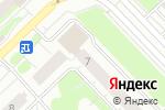 Схема проезда до компании КРП мебель в Кстово