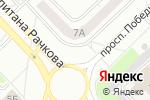 Схема проезда до компании Медиа мир в Кстово