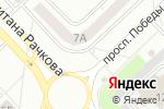 Схема проезда до компании Магазин игрушек в Кстово