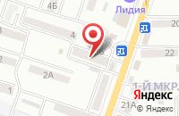 Схема проезда до компании Sportmen в Московском