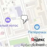 Магазин салютов Элиста- расположение пункта самовывоза