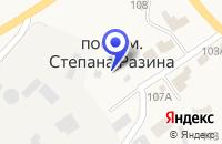 Схема проезда до компании № 4354/015 в Лукоянове