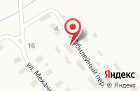 Схема проезда до компании КомСеть в Нижней Лужне