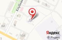 Схема проезда до компании Рябинка в Канальной
