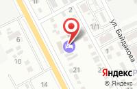 Схема проезда до компании Инициатива в Волгограде