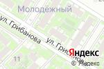 Схема проезда до компании PLASTILIN в Волгограде