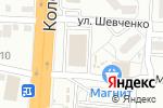 Схема проезда до компании Покупочка в Волгограде