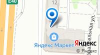 Компания Растём вместе на карте