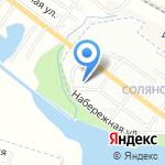 Детский сад №11 на карте Волгограда
