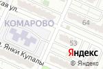 Схема проезда до компании РОЗЫ в Волгограде