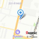 Гидравлика-Волгоград на карте Волгограда