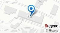 Компания ВЕСТ на карте