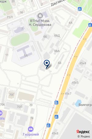 Жемчужина на карте Волгограда