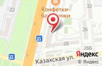 Схема проезда до компании Элитстрой в Волгограде