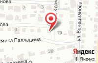 Схема проезда до компании Автоцентр в Энеме