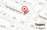 Схема проезда до компании SR в Астрахани