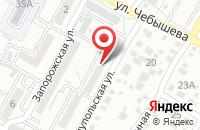Схема проезда до компании Нз Автотрос в Волгограде