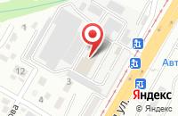 Схема проезда до компании Волгопласт в Волгограде