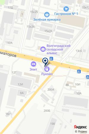 24 на карте Волгограда