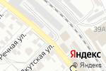 Схема проезда до компании Производственная компания в Волгограде