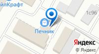 Компания Мастерская уникальных решений на карте