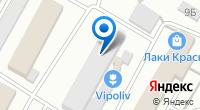 Компания Технофорест на карте