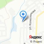 Союз на карте Волгограда