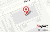 Схема проезда до компании Созвездие Чудес в Волгограде