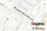 Схема проезда до компании Мясница в Волгограде