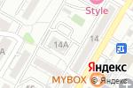 Схема проезда до компании Задарю34 в Волгограде