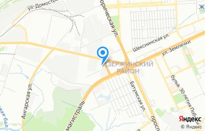 Местоположение на карте пункта техосмотра по адресу г Волгоград, ул Лесогорская, д 85А