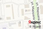 Схема проезда до компании Баня в Городище