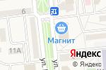 Схема проезда до компании СтройДом в Городище