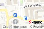 Схема проезда до компании Банкомат, Альфа-банк в Городище