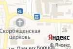 Схема проезда до компании Яйца-Куры в Городище