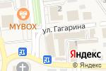 Схема проезда до компании Время Профи в Городище