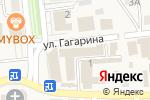Схема проезда до компании Нотариус Капитанов Ю.В. в Городище