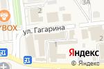 Схема проезда до компании Магазин домашнего текстиля в Городище