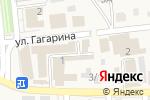 Схема проезда до компании БИОС в Городище