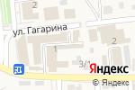 Схема проезда до компании Альфа-Дент в Городище
