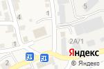 Схема проезда до компании Продуктовый магазин в Городище