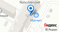 Компания Комплекс-Дизайн на карте