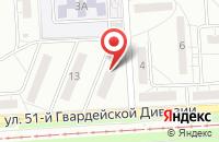Схема проезда до компании Qiwi в Карповке