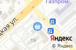 Схема проезда до компании Салон одежды для окон в Волгограде