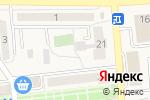 Схема проезда до компании Ева в Городище
