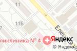 Схема проезда до компании Gala в Волгограде